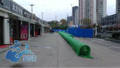 丹江路泵站计划本月底竣工