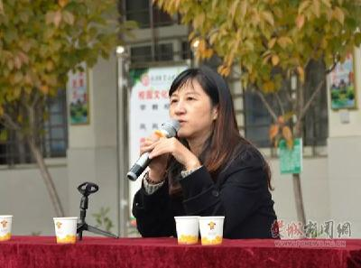 樊城区法院到襄阳市二中开展法制教育讲座