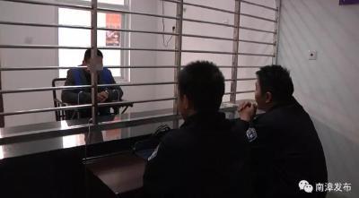 一男子在南漳疯狂盗窃11起,警察便衣接近当场擒获