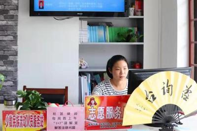 """社区廉洁工作站成家门口的""""纪委"""""""