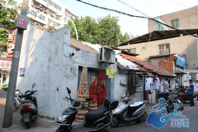 鹿角门社区:改造背街小巷 提升居民幸福感