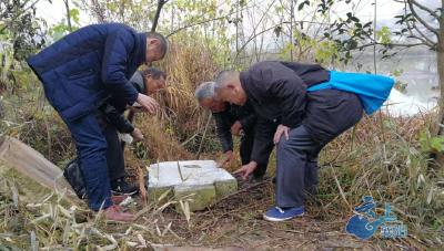 襄阳发现一块青石板 记载了两千多年前古郑国的历史