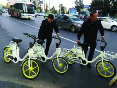 不再任性!襄阳共享单车管理有规可依