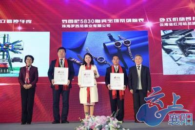 襄阳高校全国出名!学生作品同时获得最佳创意和最具网络人气奖