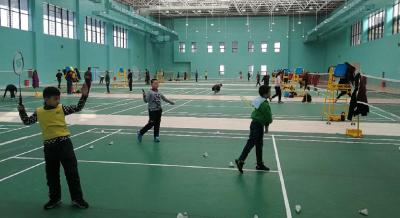 襄阳全民健身中心二期全面建成正式对全社会开放