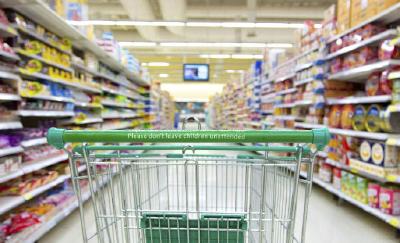 超市购物坐地涨价  投诉后十分钟价签被调包