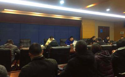 市城建委召开信访维稳、党风廉政和信息宣传工作会