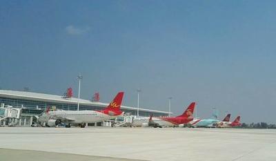 襄阳机场春运第二批加班来了!