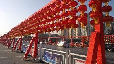 迎新春!襄阳市区多个地点将搭建大型花坛景点