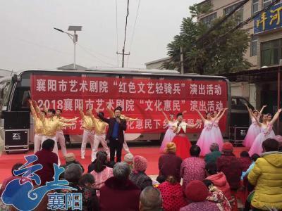 襄阳:备足文化年货让春节味更浓