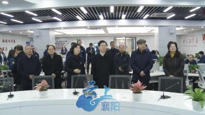 春节来临 郄市长给这些人送祝福了