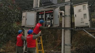 襄阳市近三年电能替代减排百万吨废气