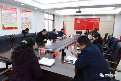 樊城区调研工业园区建设、社区标准化建设及棚改项目进展