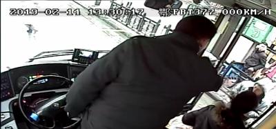 【襄视频】公交司机为何一声怒吼?