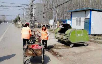 樊城柿铺沿路垃圾桶为何减量  原是有苦衷……