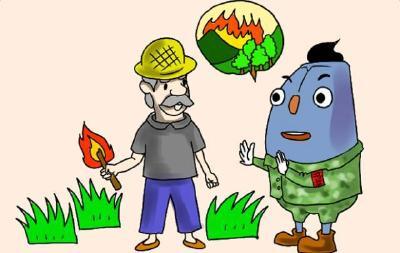 板桥镇抓实抓细森林防火工作