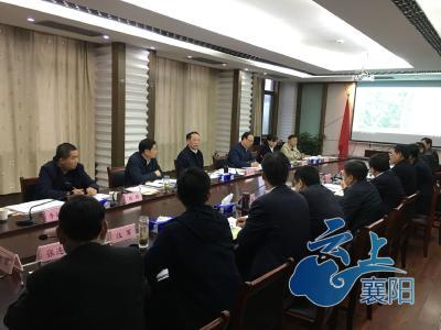 李乐成调研湖北文理学院新校区建设:抓住机遇 建设一流校园