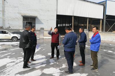 襄城区快速落实市人大城乡大气污染防治专项监督问题整改