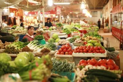 2019年清明节前襄阳市区主要肉禽蛋菜等农副产品市场价格综合情况