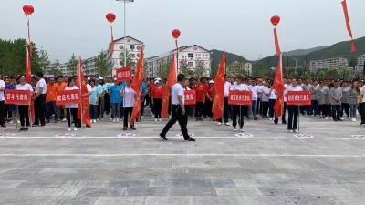 保康:歇马镇农民运动会 农味十足欢乐多