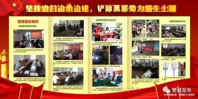 樊城区被授予全省2018年度扫黑除恶专项斗争先进县市