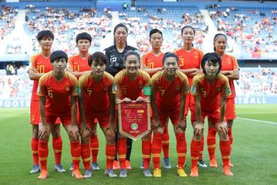 祝贺!中国女足晋级!