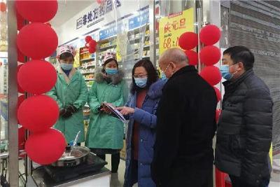襄州:疫情防控不松劲 监督检查不停歇