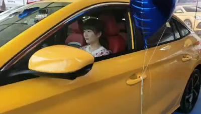 多少钱可以抱走大片女主角同款车?