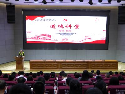 """襄阳市规划展览馆举行""""爱党爱国""""专场活动"""