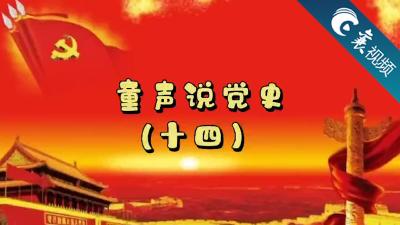 【襄视频】童声说党史(十四)