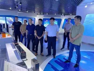 强化工业项目招商!襄州区委书记、区长刘明锋带队赴江浙地区招商