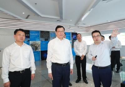 深度融入武汉城市圈争当县域经济发展标杆!应勇在潜江仙桃调研时提出这些要求