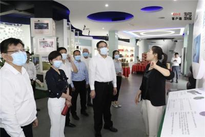 马旭明赴京拜访正大集团:充分利用好双方优势 推动项目尽早落地开工