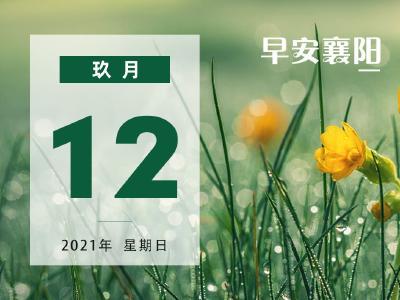 早安襄阳   集中整治,全国联动,为期十天!
