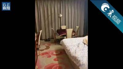 【襄视频】你敢信吗?酒店方回应女子入住房间外是会议室