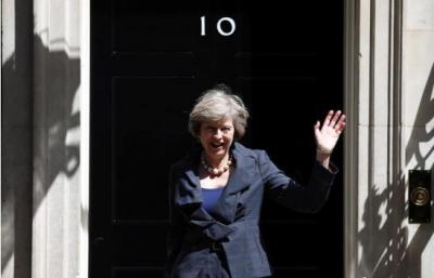 英国新首相组建新内阁