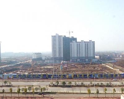 天禧孵化园工程建设进展顺利