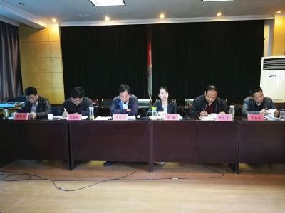蕲春县林业局召开 迎接县政协民主评议动员会