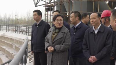 赵少莲:科学有序组织施工 打造奥体中心精品工程