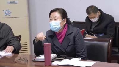 赵少莲:遵循规律 以最严最实措施阻断社区疫情传播