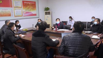 赵少莲:落实最严最实的防控措施 坚决阻断疫情传播