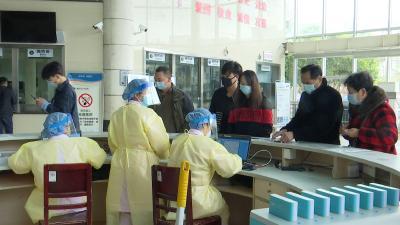 视频| 县人民医院恢复正常医疗秩序