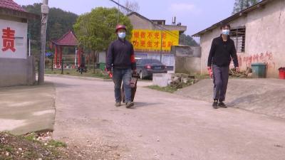 视频丨漕河镇持续打好森林防火硬仗