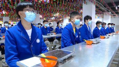 视频丨黄冈市益才国际学校:全面做实复学复课疫情防控措施