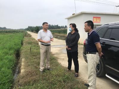 赵少莲:绷紧弦 不松劲 积极防范应对突发暴雨和洪涝灾害