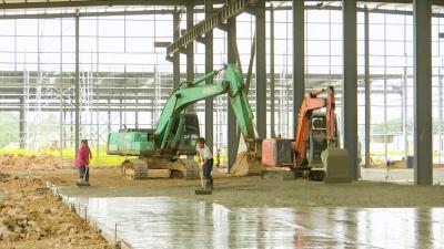 视频丨东瀚空港设备科技公司:优化布局扩大产能  确保疫后市场重振