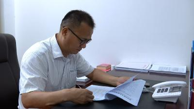 视频丨护航企业急先锋刘彬