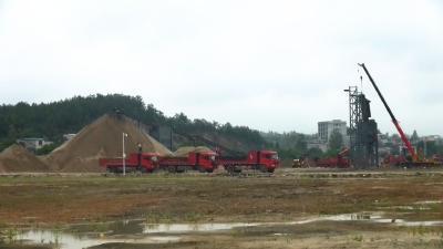视频丨全县首家黄砂超市开门经营