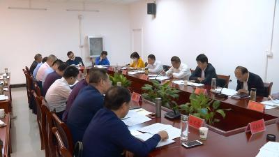 视频丨詹才红督办城南现代服务区项目建设