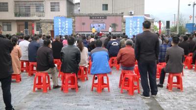 视频丨刘河镇组织廉政文艺汇演